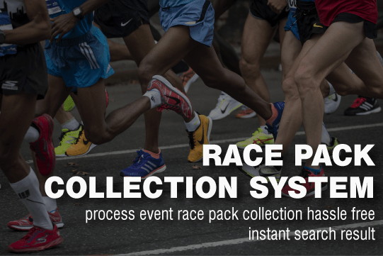 race-pack-collection-system